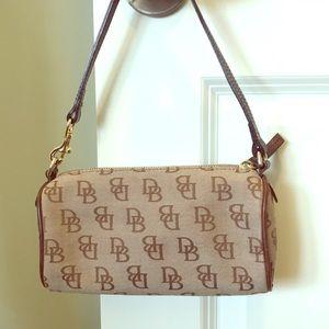 Dooney and Bourke clutch bag